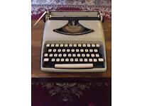 Remington Premier portable typewriter (American)
