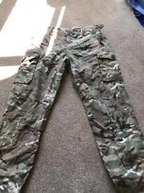 MTP windproof combat trousers