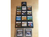 Nintendo DS Lite Games (£5-£10 each or £40 for all)