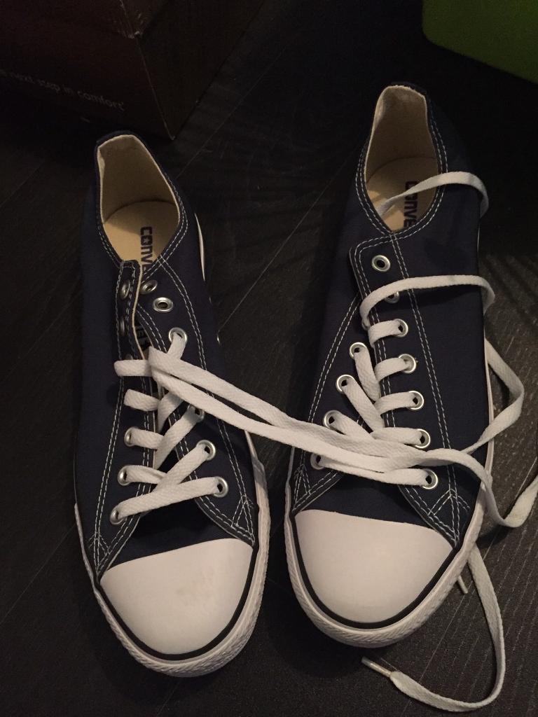 Men s converse size 10 brand new £20.  3a796050f