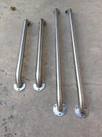 Bathroom Safety Grab Bars - stainless steel commercial