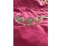 Eautiful sunflower tiara as new