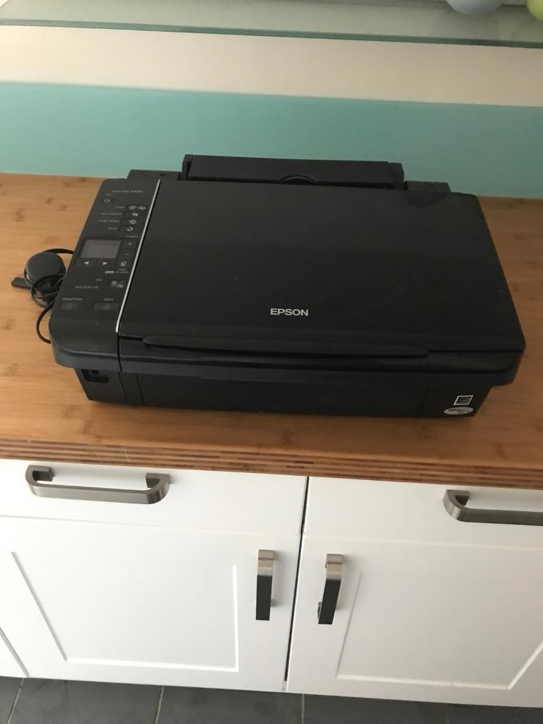 Epson SX215 Inkjet Printer Scanner Copier