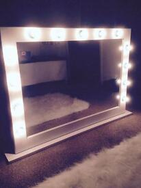 Hollywood Vanity Mirrors - Cheapest in UK