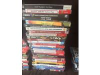 PC. PS2. Dvds. Lots of different ones