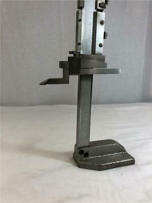 Aerospace Heavy Duty Vernier Height Gageinspection Range 0-12 Reading 0.001