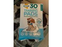 Dog litter pads