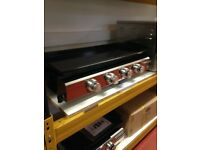 Griddle 4 Burner LPG / MOBILE CATERING / TAKE AWAY / CATERING