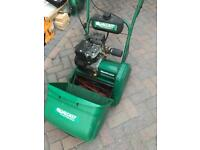 Qualcast petrol mower .Christchurch