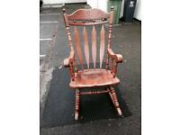 Rocking chair in good condition