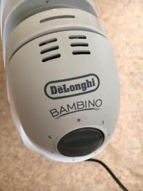 Delonghi bambino oil filled heater