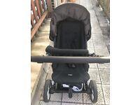 Very nice Britax-B smart push chair on sale