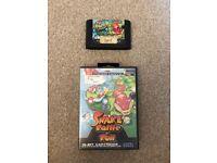 Sega Mega Drive Game Snake Rattle Roll