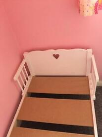 2 immaculate children's beds