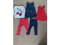 1.5-2 years baby girl clothes bundle Next Gap