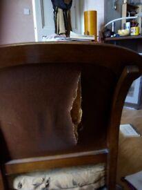 Art Deco Chair.