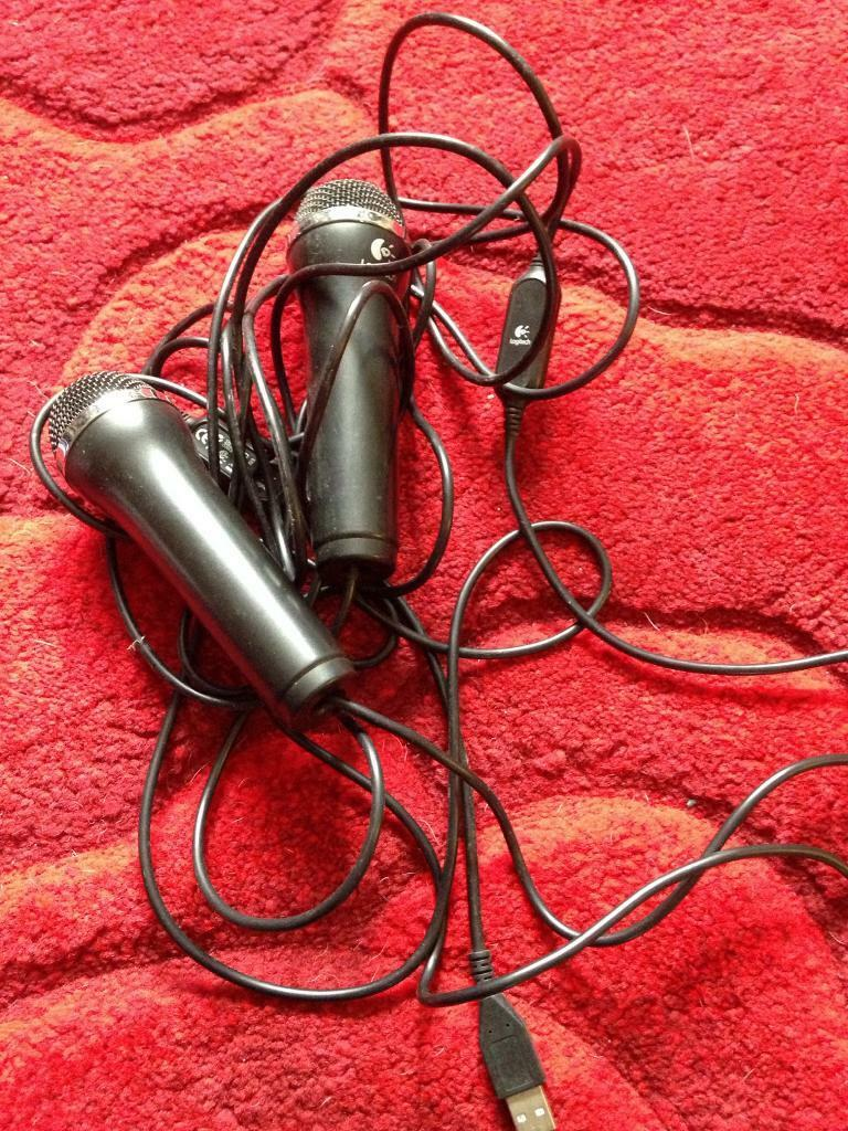Microphones for consoles
