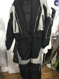 Motorbike suit medium