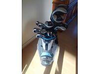 Complete Fazer Ladies RH golf set for sale