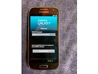 Samsung S4 mini.