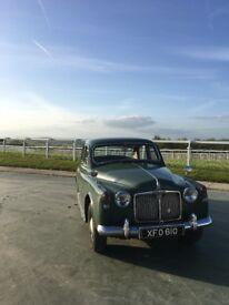 Rover P4 60