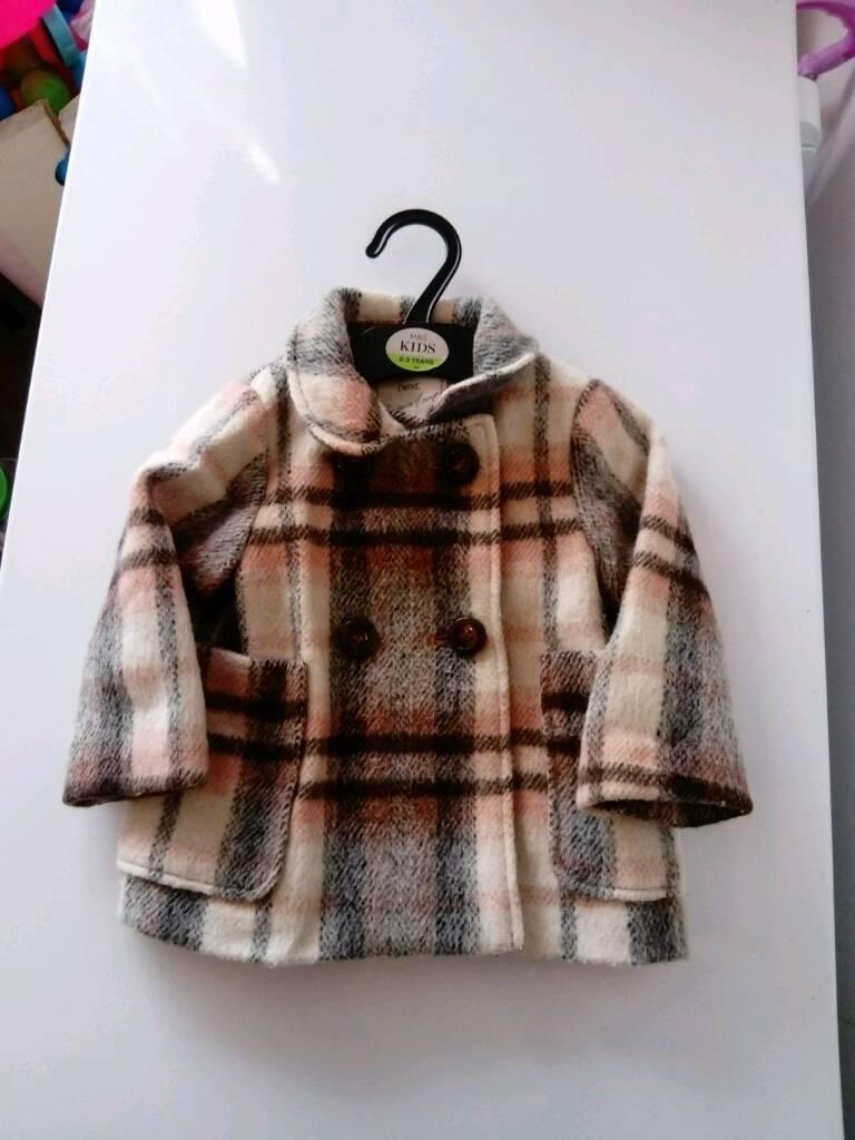 Next children's coat 9-12 months