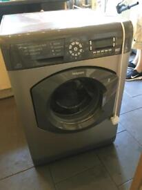 Hotpoint washing machine working but has an issue on spin bit noisy.