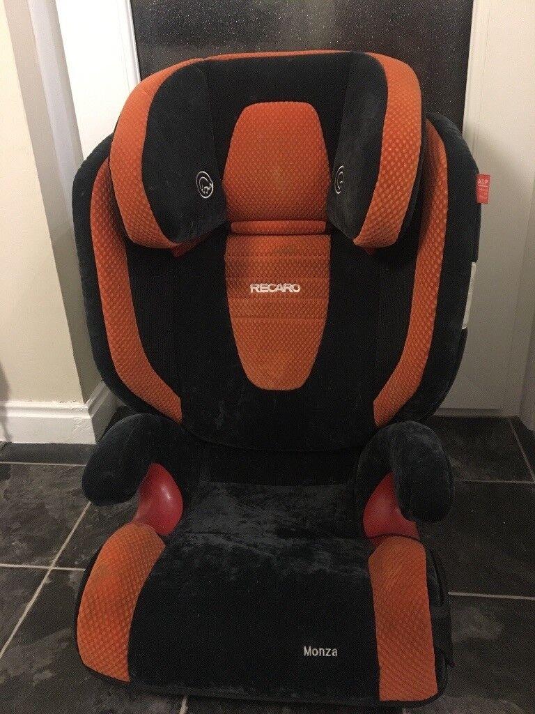 Recaro Monza car seat