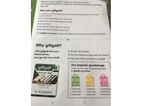 Giff gaff sim free £5 credit