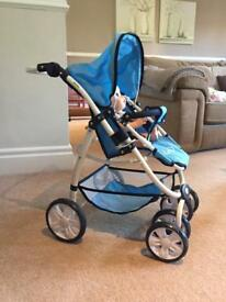 Dolls pushchair - Dimples.