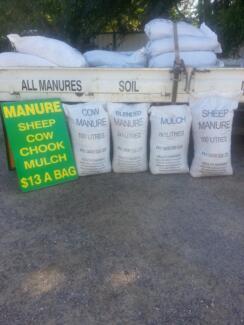 Shazzas Poo 4 U - All types of manure Bunbury 6230 Bunbury Area Preview