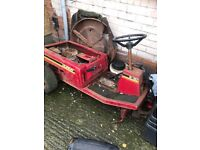 Spares and repairs loads of parts missing