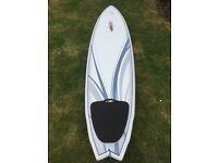"NSP 7'0"" Fish Surfboard"