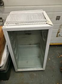 White Beer Fridge