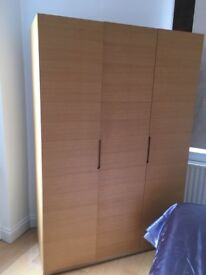 Very nice heals wood wardrobe