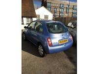 Nissan micra 1.2 automatic-5dr hatchback-cheap insurance-part exchange welcome
