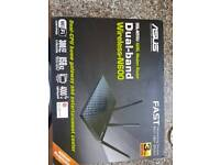 ADSL MODEM Router Asus