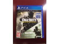 PS4 call of duty infinite warfare just £19