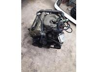 E36 m44 318iS ti engine complete , has top end rattle loom starter ect bmw