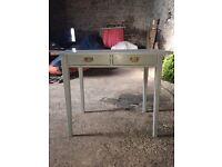 Lovely Annie Sloane Painted Shabby Chic Desk