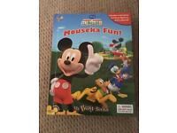 Micky mouse- my busy book