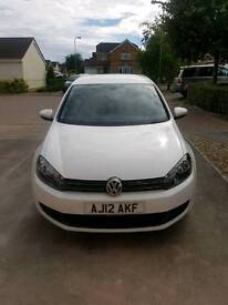 VW Golf 1.6 Tdi 2012
