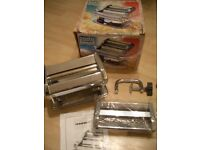Stainless Steel Pasta Making Machine - Ex Cond,never used!