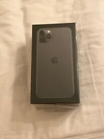 BRAND NEW SEALED WITH FULL APPLE WARRANTY IPHONE 11 PRO 64GB ON VODAFONE