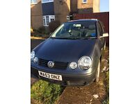 Volkswagen Polo 1.4 Manual **looking for quick sale**