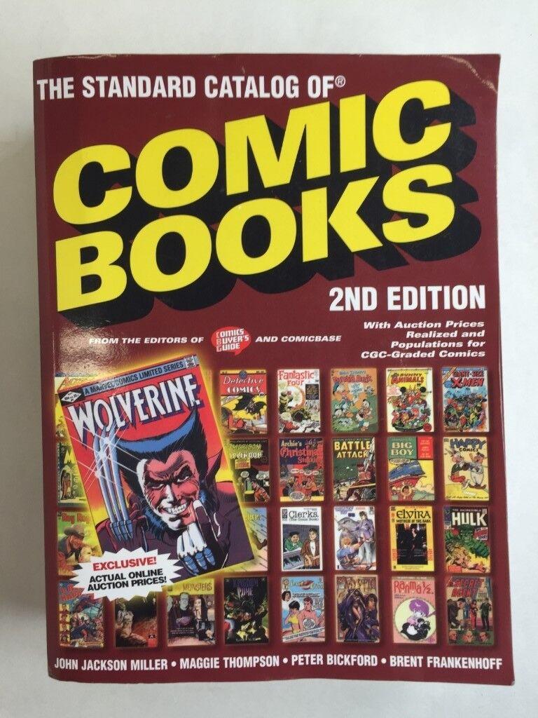Catalogue Of Comic Books 2003 In Whitechapel London Gumtree
