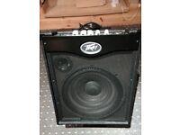 Peavey Max 115 Combo Bass Amp 300 watts