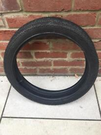 20 x 1.75 Kenda Knobbly Tyres (pair) for Frog 55 Bike