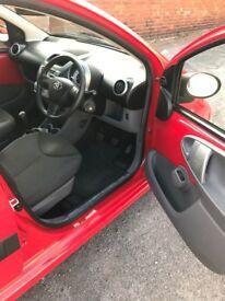 Toyota Aygo 1litre