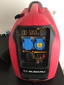 Subaru R1700i Suitcase inverter generator